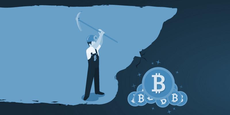 Bitcoin-Bergbau